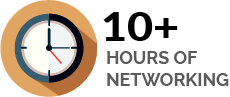 10+ Hours of Networking